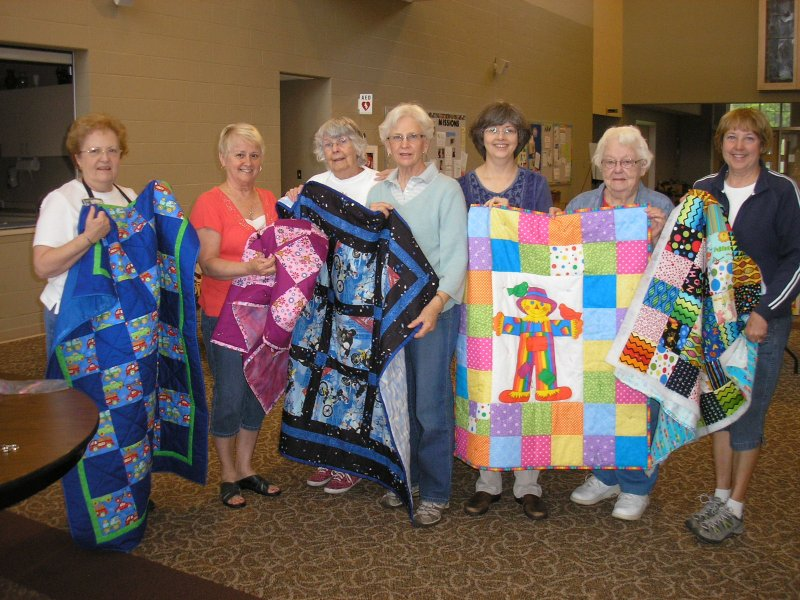 Project Linus Story County Blanket Faq